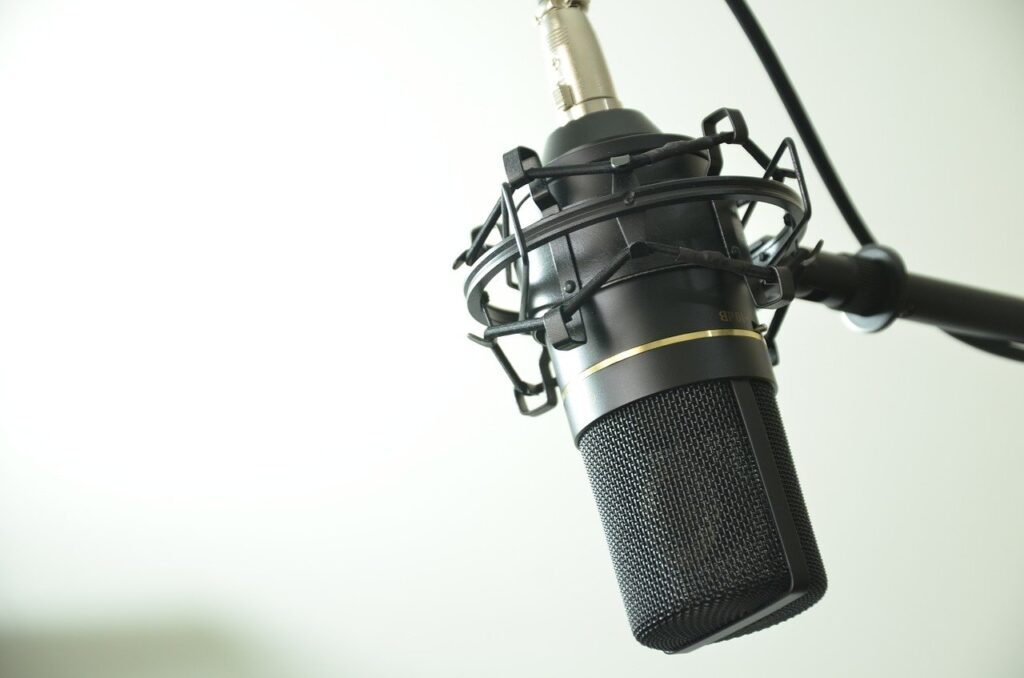 audio, condenser microphone, music